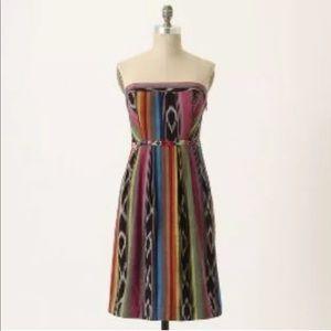 Edme & Esyllte Anthropologie Pueblo Dress